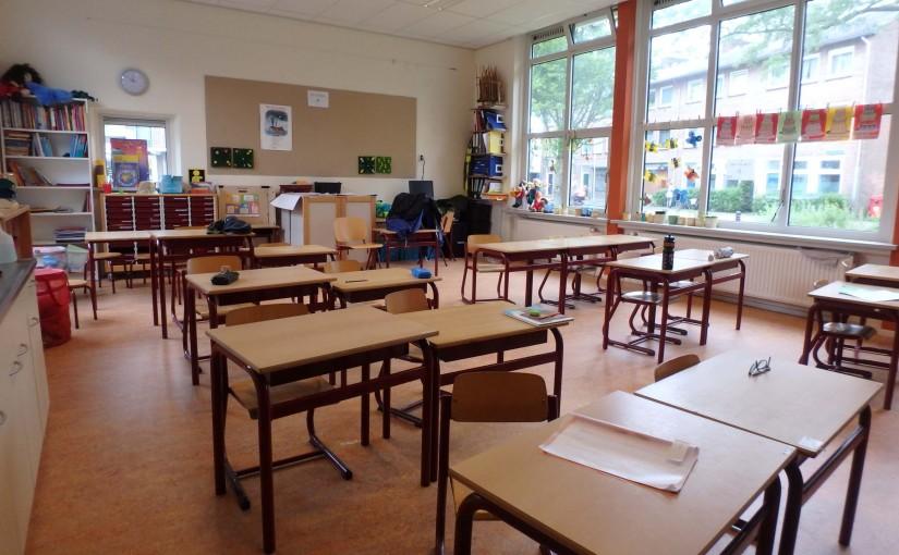 spraakverstaan in klaslokalen